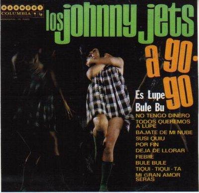 Los Johnny Jets Es Lupe - Por Fin